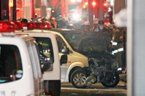Giappone, auto contro pedoni a Tokyo: 9 feriti, uno è grave