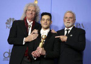 Golden Globes, a sorpresa vince Bohemian Rhapsody. Glenn Close soffia il premio a Lady Gaga