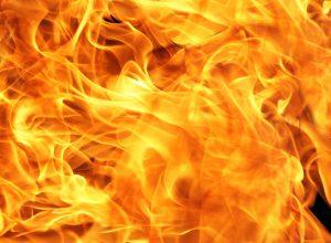 Roma, incendio su un autobus Atac alla Bufalotta