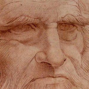 Leonardo da Vinci, scoperta l'impronta digitale su un suo disegno