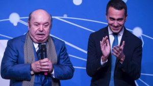 """Lino Banfi all'Unesco, gaffe Di Maio: """"Sostituisce Pupi Avati, anzi Folco Quilici"""". Ma il regista: """"Tanto non si fa nulla"""""""