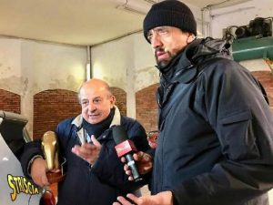 Striscia la Notizia, Tapiro d'oro per Giancarlo Magalli e quella voce sull'Eredità