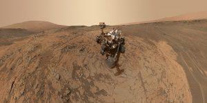 Marte, i selfie di Curiosity sul Pianeta Rosso1
