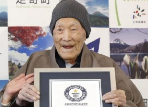 Masazo Nonaka, l'uomo più vecchio del mondo è morto a 113 anni