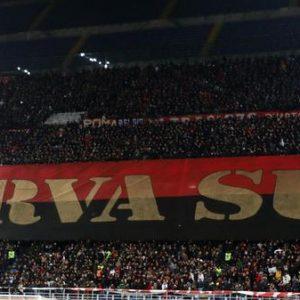 Milan-Napoli, cori contro napoletani anche in Coppa Italia