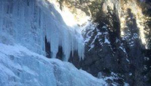 Venaus (Torino): precipita dalle cascate di ghiaccio e muore. In un mese 4 vittime