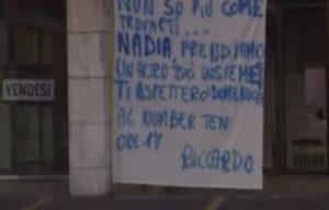 Bologna, ragazzo cerca Nadia