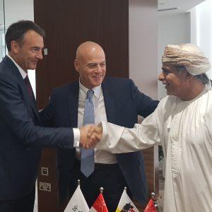 """Eni, accordi in Oman e Bahrain per nuove esplorazioni. Descalzi: """"Grande opportunità"""""""