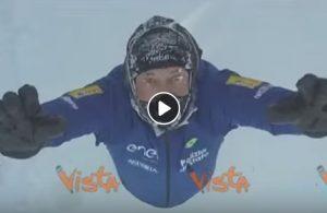Paolo Venturini, poliziotto runner che ha corso 39 km a -52 gradi in Siberia VIDEO
