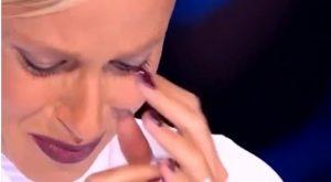 """Italia's Got Talent, Federica Pellegrini in lacrime in tv: """"Non immaginavo una cosa del genere..."""""""