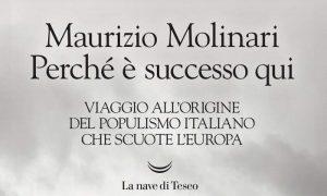Populismo, 12 perché di Molinari: il primo governo in Italia...ma il Papa...