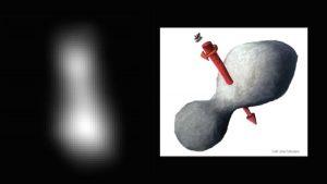 Ultima Thule: il corpo celeste più lontano sembra un pupazzo di neve. Le immagini Nasa