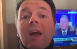 """Carige, Renzi: """"""""Giusto salvarla ma ora Salvini e Di Maio si vergognino di averci insultato"""""""