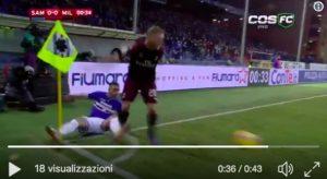 Coppa Italia, Sampdoria-Milan 0-0: esordio da titolare per Paquetá