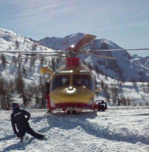 Val di Susa cade dagli sci