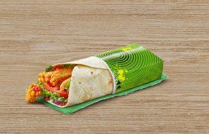 Veggie Wrap, McDonald's lancia Happy Meal vegetariano