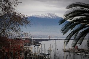 Vesuvio ricoperto dalla neve3