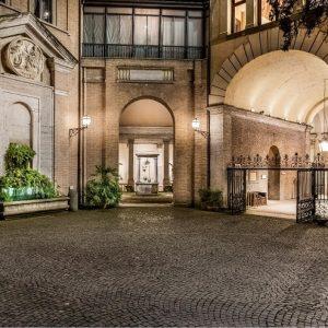 Enel X: nuova luce all'ambasciata d'Italia in Vaticano, il progetto di illuminazione artistica