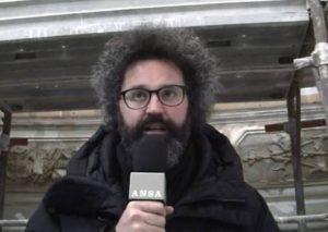 Sanremo 2019, Abbi cura di me: il testo della canzone di Simone Cristicchi (foto Ansa)