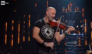YOUTUBE Sanremo 2019, Il Volo con Alessandro Quarta: ecco chi è il violinista