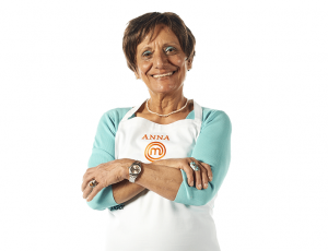 Anna Mortelli MASTERCHEF 8
