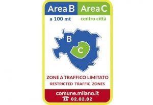 Milano, dal 25 febbraio scatta l'Area B: 15 nuovi varchi, chi può entrare e chi no, orari, multe