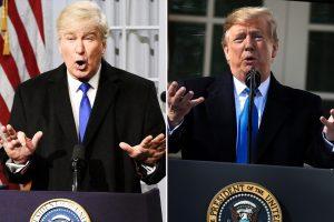 """Alec Baldwin imita Trump e lui minaccia ritorsioni. """"Ora temo per la mia sicurezza"""""""