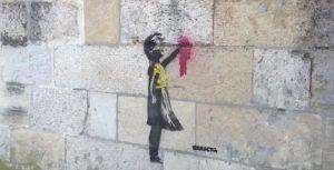 Bansky, suo il nuovo murales a Bourdeaux? Dove hanno suonato i Massive Attack...