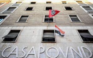 Casapound a Roma, no sgombero: il palazzo se l'è preso nel 2003 e se lo tiene