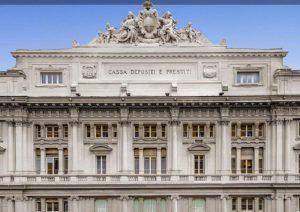 Il Governo punta sulla Cassa depositi e prestiti: ma le risorse bastano?