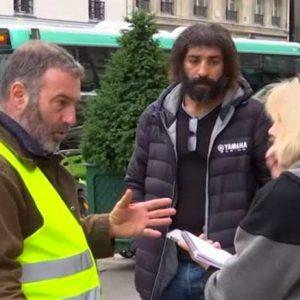 """Gilet gialli. Chalencon, l'amico di Di Maio: """"Paramilitari pronti a far cadere Macron, guerra civile vicina"""""""