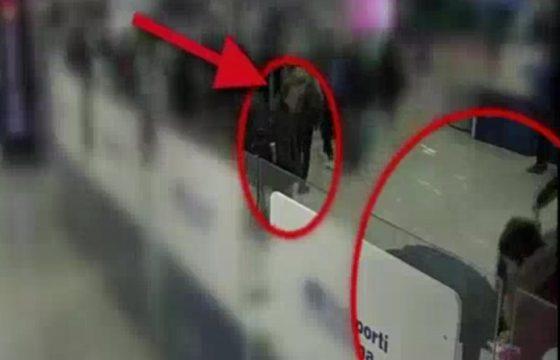 Aeroporto Fiumicino, prova a rubare borsa a coppia di francesi: arrestato3