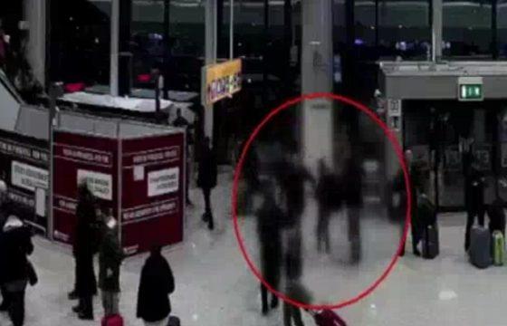 Aeroporto Fiumicino, prova a rubare borsa a coppia di francesi: arrestato2