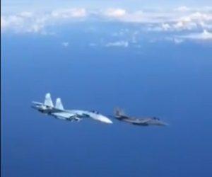 caccia russo f-15