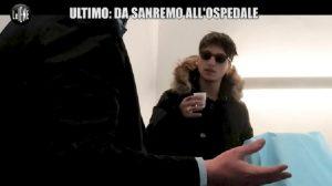 Le Iene e lo scherzo a Ultimo: da Sanremo... all'ospedale