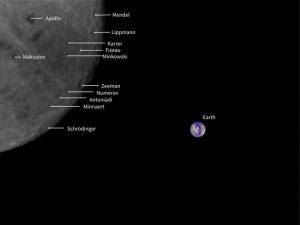 Luna, il lato nascosto e la Terra sullo sfondo: la FOTO incredibile del satellite cinese