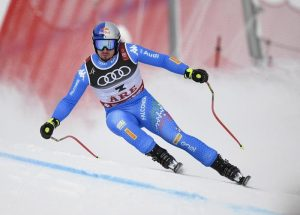 Mondiali di sci, Dominik Paris oro nel superG ad Are (Svezia)