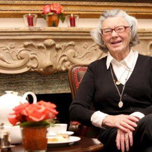 Rosamunde Pilcher è morta: la regina del romanzo rosa aveva 94 anni