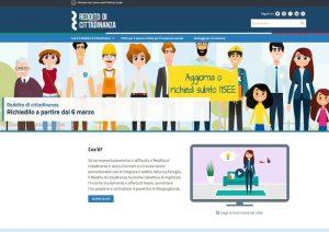 Reddito di cittadinanza: come consultare il sito online, tutto quello che devi sapere