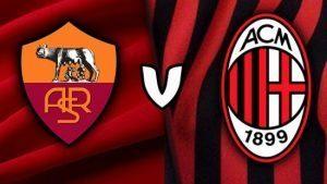 Roma-Milan streaming e diretta tv, dove vedere la partita di Serie A
