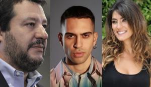 """Sanremo 2019, Salvini dopo il post della Isoardi: """"Chi mi conosce potrebbe restare in silenzio"""""""