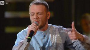 Sanremo 2019, la canzone di Anastasio