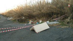 Tor di Valle, area sotto sequestro per rifiuti sparsi18
