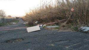 Tor di Valle, area sotto sequestro per rifiuti sparsi4