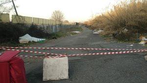 Tor di Valle, area sotto sequestro per rifiuti sparsi2
