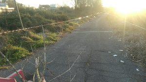 Tor di Valle, area sotto sequestro per rifiuti sparsi16