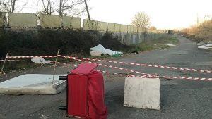 Tor di Valle, area sotto sequestro per rifiuti sparsi15