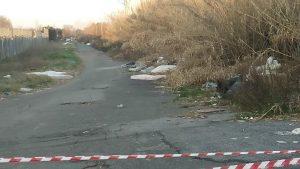 Tor di Valle, area sotto sequestro per rifiuti sparsi11