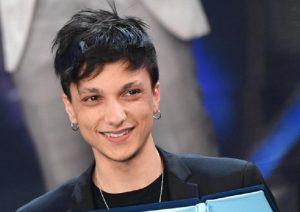 Sanremo 2019, I tuoi particolari: ecco il testo della canzone di Ultimo (foto Ansa)
