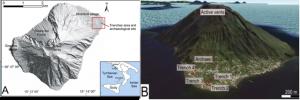 Stromboli, vulcano generò tre grandi tsunami sulla Campania